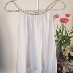 Tops - Ivory Top
